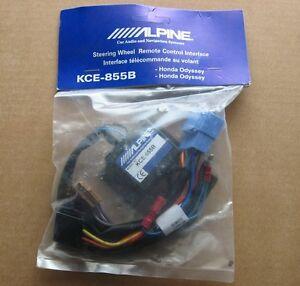 alpine kce 855b steering wheel remote control honda. Black Bedroom Furniture Sets. Home Design Ideas