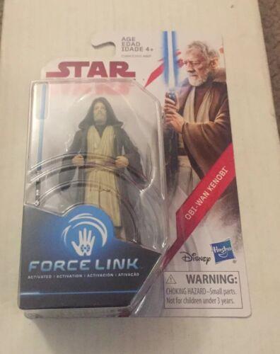 """obi-wan Kenobi 3.75/"""" Star Wars The Last JEDI"""