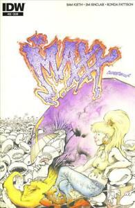 Modern Age (1992-now) The Maxx Maxximized #3 Sub Idw Vf Comics