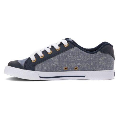 Skater Scarpe Col Donna Se Insignia Shoes Chelsea Blue Dc d7nOw17q