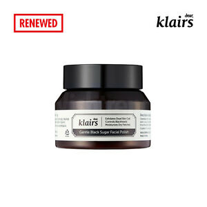 KLAIRS-Gentle-Black-Sugar-Facial-Polish-110g-1-1-buy-one-get-one-free-limited