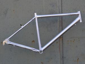 "CHAKA Trekkingrad Sport Herren Rahmen 50 cm Aluminium roh 28"" Aluminium V-Brake"
