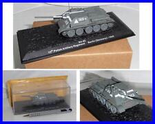 Polish Tank SU-85 Germany 1945 Die Cast METAL MODEL Scale 1/72 ALTAYA Rare MINT