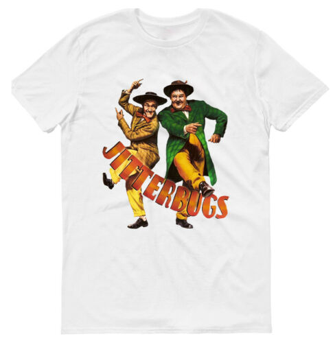 JITTERBUGS 1943 MENS T-SHIRT G0309 COMEDY OLD MOVIE SIZES S-5XL