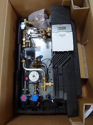 Übertragungsstation Solex TWH I DN20 Schichtlademodul Solar Kollektor