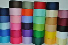 """wholesale 66 yards (33 colors -2y each) 7/8"""" grosgrain ribbon  for hairbows"""