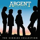 Greatest: The Singles Collection by Argent (CD, Mar-2008, VarŠse Sarabande (USA))