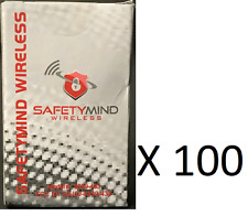 "Brand New ""100"" Safetymind Wireless 8839-433 Remote Keyfob Compatible DSC WS4939"
