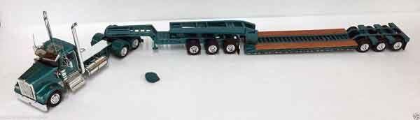 perfecto Tonkin 1 53 53 53 Escala Modelo Kenworth W900L cabina de día   BN   500034  Envío 100% gratuito