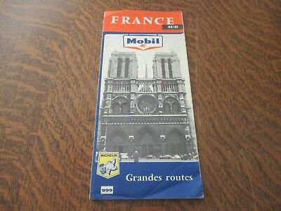 carte routiere michelin n° 999 france sud grandes routes ...