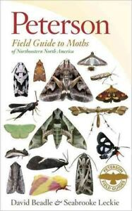Peterson-Field-Guide-to-Moths-of-Northeastern-North-America-Paperback-by-Bea