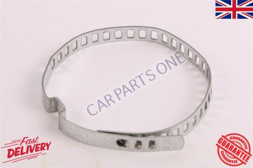 1pcs STAINLESS STEEL CLAMP CLIP FOR DRIVESHAFT CV JOINT BOOT 9x245mm NEW