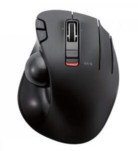 Gaming-Wireless-thumb-Trackball-mouse-6-button-Tilt-function-Ergonomic-Design