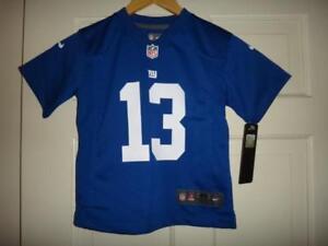 Toddler Nike Odell Beckham Jr.  13 New York Giants Team Color Game ... fe9798dca