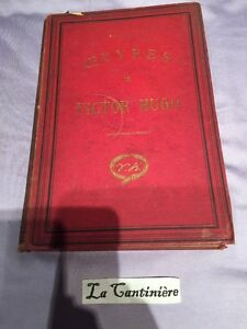 Details Sur Livre Ancien œuvres De Victor Hugo L Annee Terrible Eugene Hugues