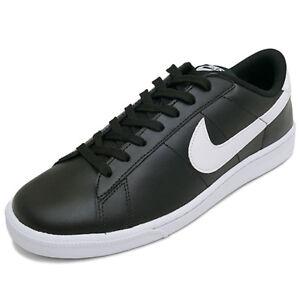 new style 67d75 7791b Image is loading Nike-Tennis-Classic-Cs-Black-White-683613-014-