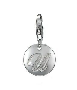 Esprit Charms Einhänger Letter U Eszz90839a To Reduce Body Weight And Prolong Life Fine Charms & Charm Bracelets