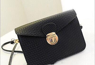 New  Women Shoulder Bag Leather Handbag Tote Purse Satchel Hobo Messenger Bag