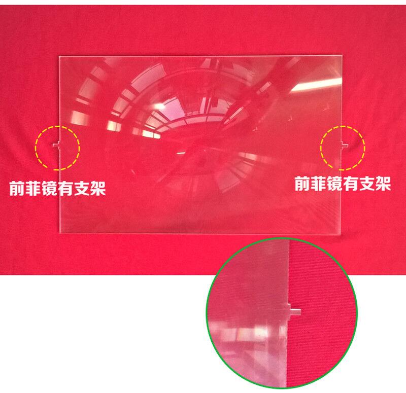 Projector Plastic Fresnel Lens Focal Length 22cm 16cm DIY ...