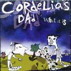 What It Is * by Cordelia's Dad (CD, Oct-2005, Kimchee Records)