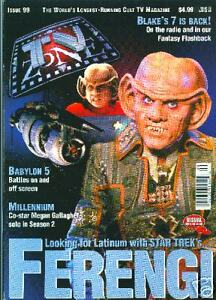 TV-Zone-No-99-BABYLON-5-MILLENNIUM-STAR-TREK