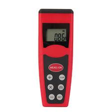 Ultrasonic Measure Distance Meter Measurer Laser Pointer Range Finder CP3000 CS