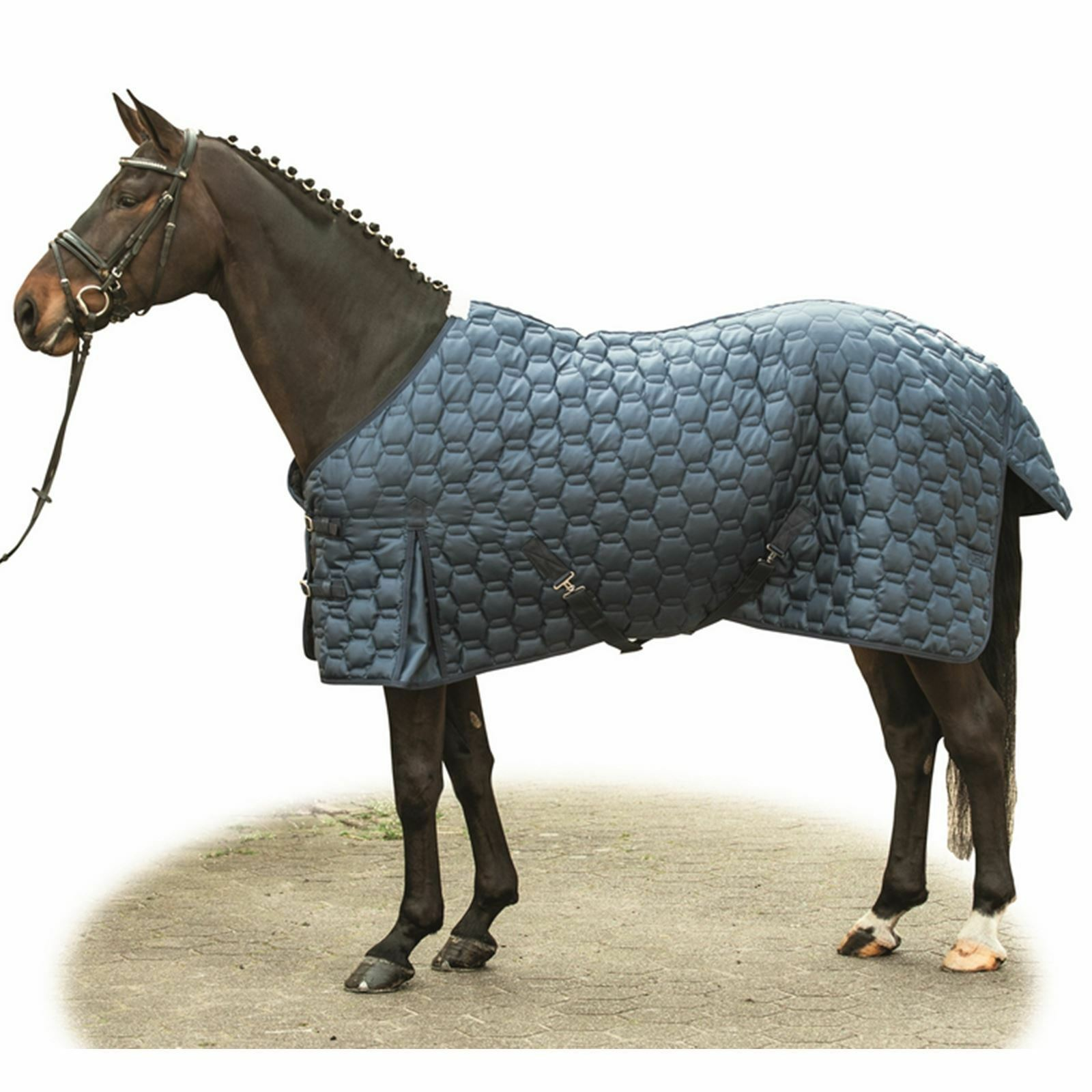 HKM hiver Tapis stable 420d polyester souple Entretien facile cheval predection