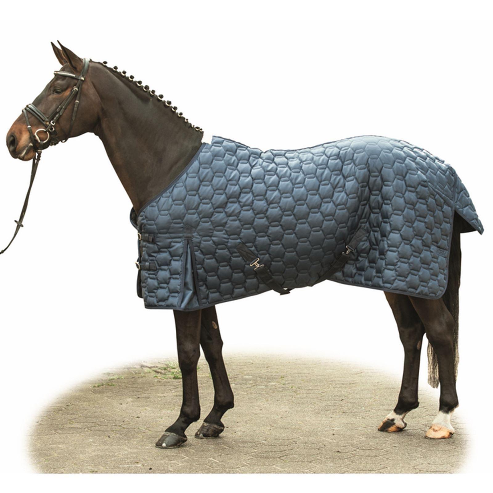 HKM invernali COPERTA 420D poliestere Flexible facile cura cavallo predezione