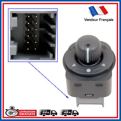 Pour Fiat Ducato 2006-2019 ELECTRIC WINDOW SWITCH Front Bouton