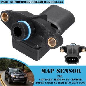99 plymouth grand voyager map sensor