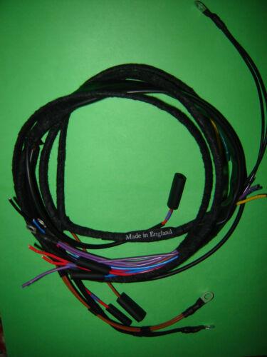 BSA B31 B32 Goldstar Gold Star 350cc 500cc Wiring Wire Harness Loom B.S.A