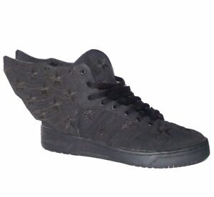 55e0d6c41627 Image is loading Adidas-x-Jeremy-Scott-Black-Flag-ASAP-Rocky-