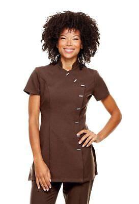 NEW Beauty Salon Beautician Nail Massage SPA Hairdresser Therapist Cleaner Tunic