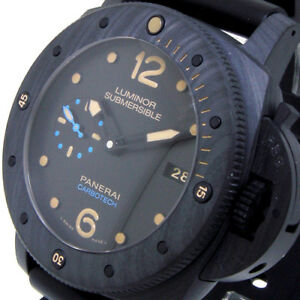 PANERAI-PAM-616-CARBOTECH-47-mm-LUMINOR-1950-SUBMERSIBLE-AUTOMATIC-PAM00616