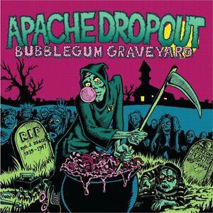 APACHE-DROPOUT-BUBBLEGUM-GRAVEYARD-VINYL-LP-NEU