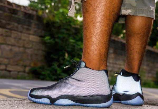 Nike Air Jordan FUTURE Black  Black-Clear 656503 011 size 10.5 DS brand new