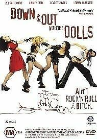 1 of 1 - Down And Out With The Dolls (DVD, 2004)