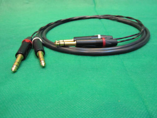 """15 Ft. Canare MR202-2AT 2 Channel  Studio Snake Cable 1//4/"""" TRS Male to Male"""