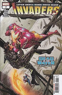 2019 MARVEL Comics VF//NM Comic Book ⭐️ WINTER SOLDIER #4a