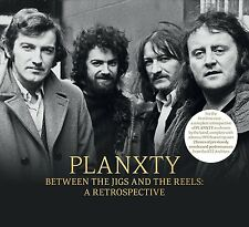 PLANXTY BETWEEN THE JIGS AND THE REELS CD/DVD - NEW RELEASE OCTOBER 2016