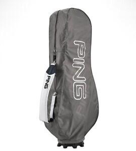 Ping-Golf-Bag-Grey-Travel-Cover-Air-Flight-Sporting-Goods-Equipment-Case-amga