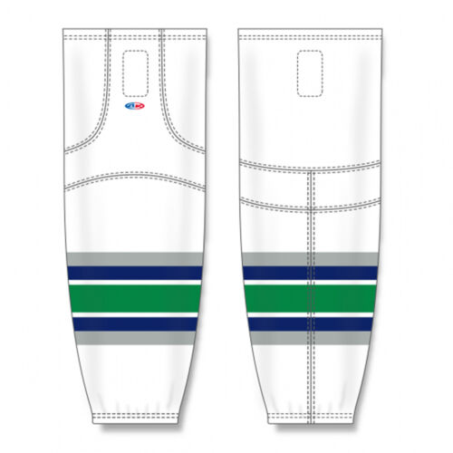 NEW Hartford Whalers Athletic Knit HS2100 Style 944 Polyester Hockey Socks