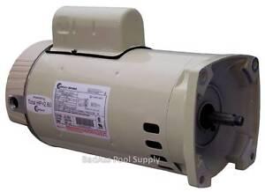 Pentair 2 hp ee motor 071316s 355014s b2843 bpa452 for Pentair challenger pump motor