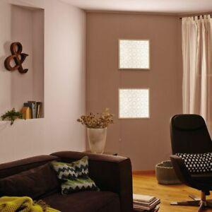 Paulmann-LED-Panel-Lumix-Wandleuchte-11-5W-Warmweiss-Diffuse-oder-Ornament