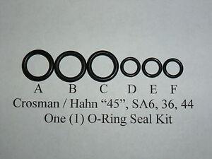 Crosman-Hahn-034-45-034-SA6-36-44-Valve-O-Ring-Seal-Kits