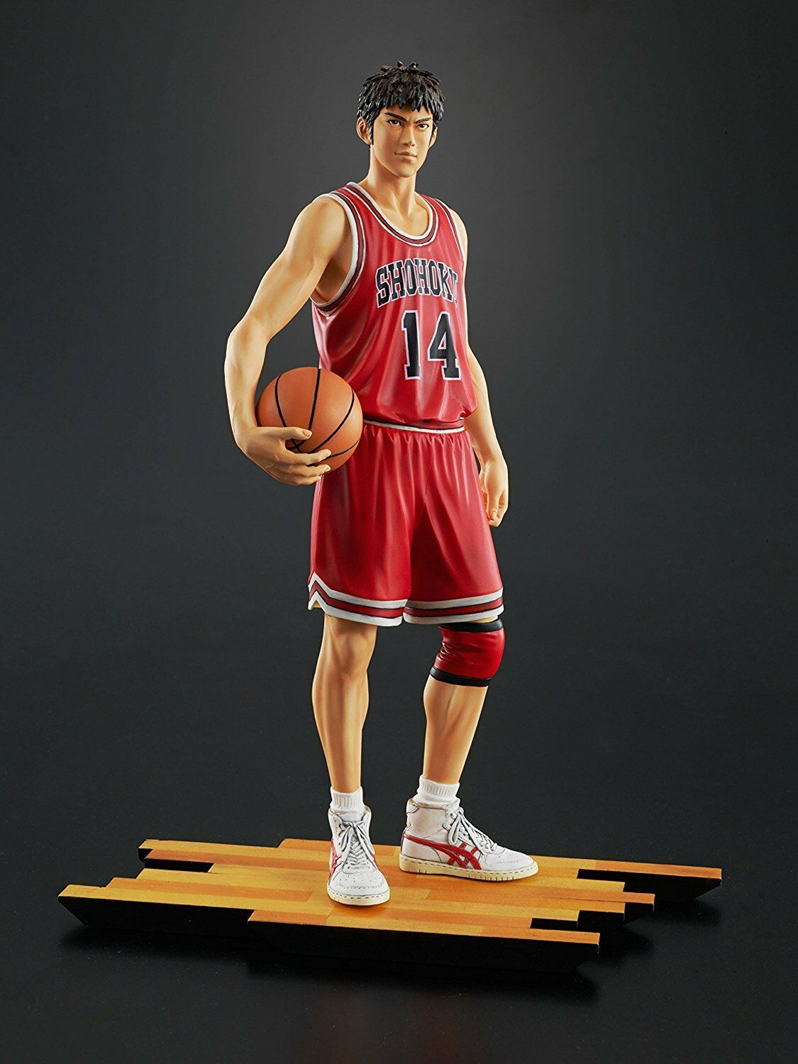 The Spirit Collection of Inoue Takehiko SLAM DUNK DUNK DUNK Mitsui Hisashi Japan version 8a4c16