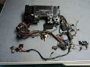 87 buick grand national fuse box buick grand national fuse box diagram