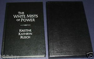 Signed-Limited-First-edition-of-The-White-Mists-of-Power-by-Rusch