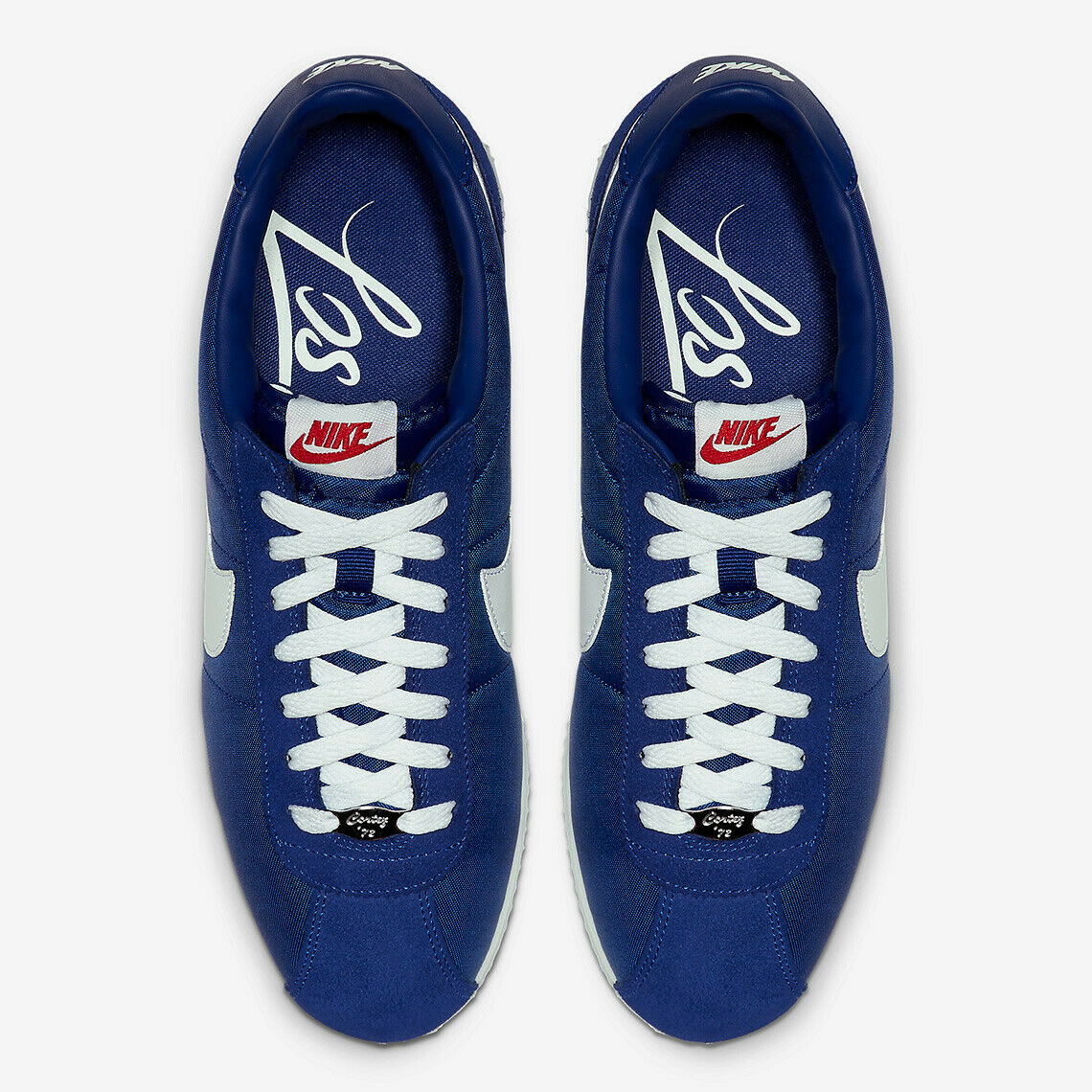 NEW Nike Cortez Los Angeles Dodgers bluee Red White SZ 11 shoes