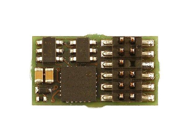 Doehler & Haass DH12A Fahrzeugdecoder PluX12 SX1, SX2, DCC & MM